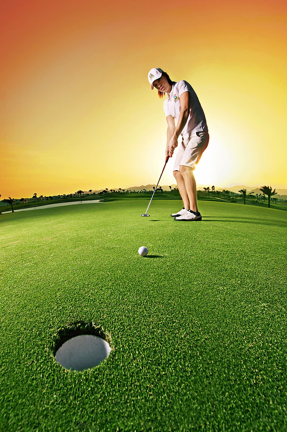 Jolie Ville Golf & Resort, Sharm El Sheikh, Egypt